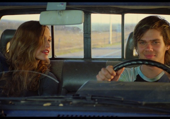 From riding bikes to driving trucks, Boyhood covers a lot of ground in its almost 3-hour running time.